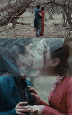 Ben Whishaw (John Keats) & Abbie Cornish (Fanny Brawne) - Bright Star (2009) directed by Jane Campion
