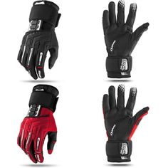 EVS Wrister Brace Gloves are great for protections & style!