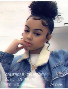 Baddie 24 Ideas For 2019 Curly Hair Styles, Short Curly Hair, Natural Hair Styles, Deep Curly, Thin Hair, Baddie Hairstyles, Weave Hairstyles, Pretty Hairstyles, Hairstyles For Curly Hair