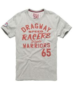 Superdry Drag Wars T-shirt