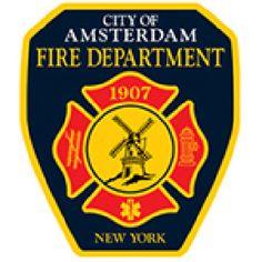 Amsterdam Fire Department Logo