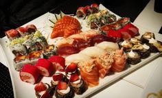 Rodízio de Sushi e sashimi em Lisboa com excelente relação qualidade-preço!