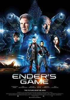 Ender's Game!!!!! Amazing movie!!!!!