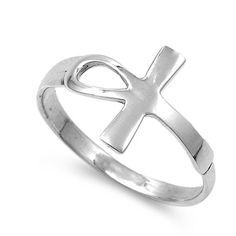FashionJunkie4Life - Ankh Ring - Sterling Silver, $16.00 (http://www.fashionjunkie4life.com/ankhring/)