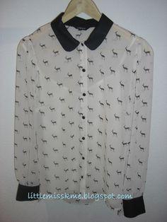 Sheer Shirt - love this :-)