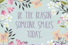 Thought for your day ... #smile #beyou #love #quote #ThoughtOfTheDay