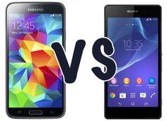 """Samsung Galaxy S5 Mini vs Sony Xperia Z1 Compact: The """"Mini"""" Comparison"""