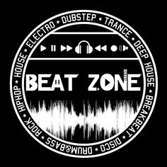 Premier Logo de Beat Zone, Chaine d'actualité musicale