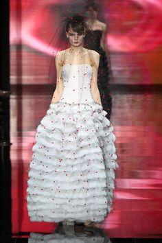 Giorgio Armani Prive Wedding Gown