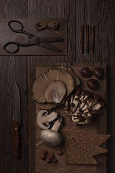 Monochrome Food-Fotografie - detailverliebt.de