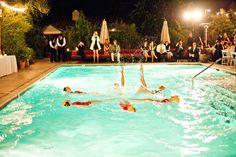 Rhonda & Huy | Roaring Twenties Wedding in Palm Springs | Snippet & Ink