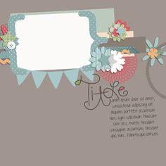 Template freebie from Bella Gypsy #scrapbook #digiscrap #scrapbooking #digifree #scrap