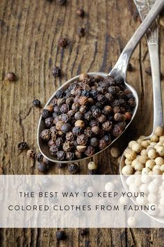 Black Pepper Will Change How You Do Laundry Forever #purewow #home
