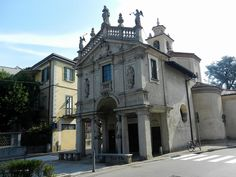 La chiesa della Madonnina in Prato