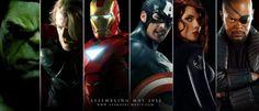 Os Vingadores – The Avengers (The Avengers)  Dir.: Joss Whedon - 2012