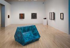 Richard Artschwager!   Hammer Museum, LA   2013