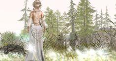 New Release from Imaginarium Poses Aisling @ Fantasy Gacha Carnival Jian @ Collabor88 http://thegoodgorean.blogspot.com/2016/08/semiramis-of-babylon.html