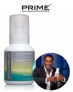 Prime Joint support formula. Helps to relieve joint discomfort.