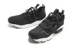 Insta Pump Fury OG y Fury Lite Runner, #Mastermind para #Reebok! #EstoEsClassic #sneakers #Halloween