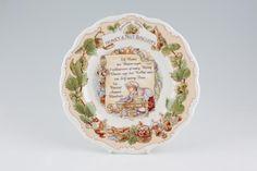 Royal Doulton Brambly Hedge Collection | Royal Doulton - Brambly Hedge - Recipe Collection - Starter / Salad ...
