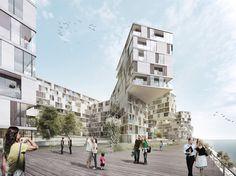 Eller + Eller Architekten: Hafencity Wolgograd