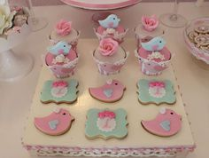 Little Birds Shabby Chic | CatchMyParty.com