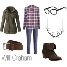 """""""Will Graham (Hannibal)"""" by ja-vy on Polyvore"""