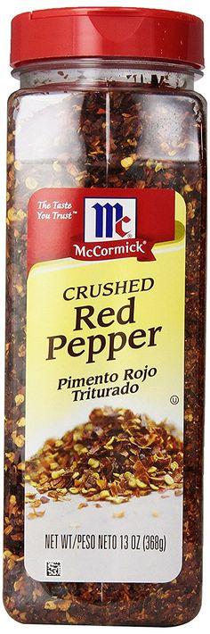 McCormick Red Crushed Pepper, 13 Ounce -- You can get more details at : Fresh Groceries