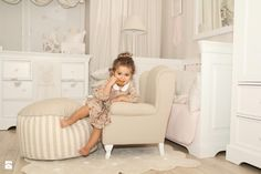 Oświetlenie - Pokój dziecka - Styl Tradycyjny - Studio Caramella