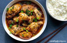 chicken teriyaki instant pot