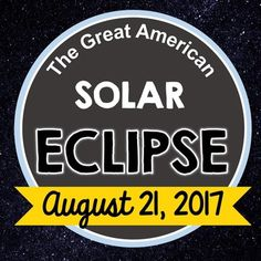 Don't miss your opportunity to teach about solar eclipses with the first total eclipse in almost 40 years. On August 21, 2017 a total eclipse will pass right over the continental US and will be visible (either full or partial) from all areas of the US during the school day.