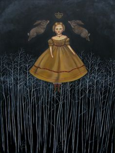 above the trees, Kelly Louise Judd