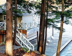 wonderful cottage on the lake