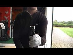 Product Test - Cobra Irons v Max. Cobra Golf Clubs, Max Irons, Golf Videos, Leather