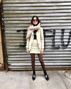 """Gefällt 11 Tsd. Mal, 67 Kommentare - Man Repeller (@manrepeller) auf Instagram: """"Now feels like a great time to match your skirt to your jacket to your sweater scarf and take a…"""""""