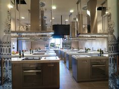 1000 Images About Demo Kitchen On Pinterest Cooking School Commercial Kitchen Design And