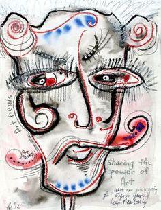 The Power Of Art.. Annette Labedzki
