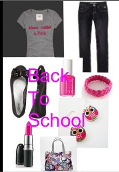 Back To School outfit!