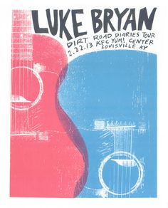 GigPosters.com - Luke Bryan///Wish we would have been able to go to this concert