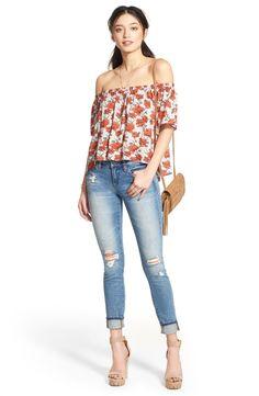 ASTR Top & BLANKNYC Jeans