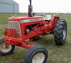 allis chalmers tractors   Allis Chalmers D17