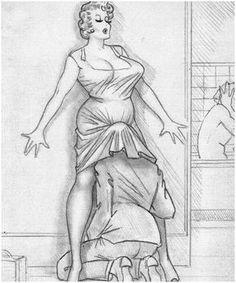 """Résultat de recherche d'images pour """"fellation dessin"""" Black Pencil, Erotic Art, Love Of My Life, Sketches, Cartoon, Drawings, Images, Curvy, Lovers"""