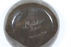 MURIEL ROSE pottery hand made dish
