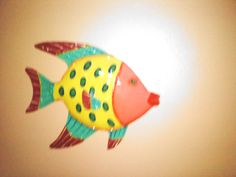 My bathroom fish!!!