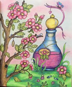 #carovnelahodnosti #čarovnélahodnosti #magicaldelights #klaramarkova #fabercastell #polychromos #coloringbook #coloringforadults #coloriagepouradulte #relax