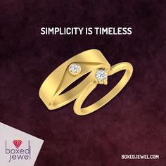 A true beauty of a woman is reflected in her soul. Timeless and soul binding #Rings only at www.boxedjewel.com #Jewellery