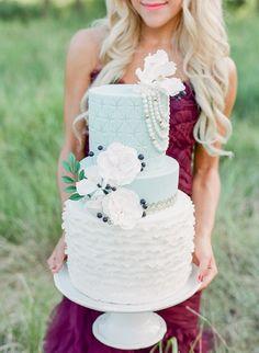 Wedding Cake Gallery with Enchanting Designs - MODwedding