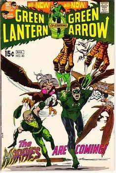Green Lantern 82 1960-1980 1st Series February 1971   DC