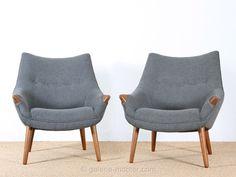 """Scandinavian armchair """"Mama bear"""" - Galerie Møbler"""