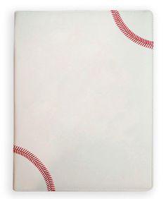 Baseball Portfolio - Baseball Material - Sports - Notepad - Folder - Portfolio - Gift Ideas for Guys